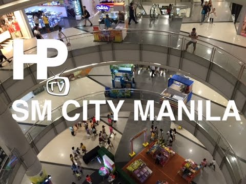 SM City Manila Walking Tour Overview by HourPhilippines.com