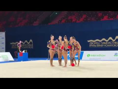 Team Russia  - 5 balls 32.80 Online IT Moscow 2020