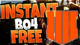 HOW TO GET BLACK OPS 3 BETA FOR FREE | INSTANT BO4 BETA CODES FOR FREE PS4/XBOX/PC (BO4 GLITCHES)
