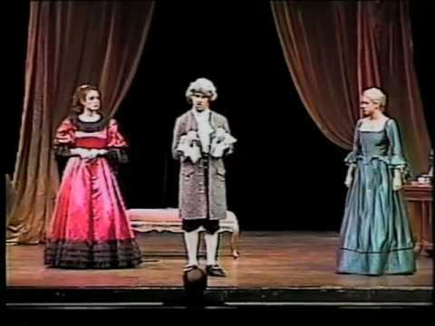 Mozart: The Impresario- Trio- I am the Prima Donna Here