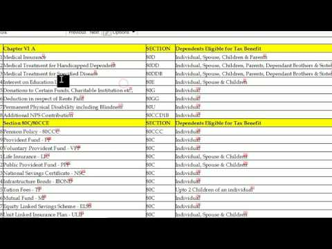 deduction under section 80c to 80u for ay 2016-17 pdf