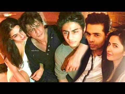 Karan Johar's GRAND Birthday Party 2017 - Shahrukh, Akshay, Aamir, Aishwaryra