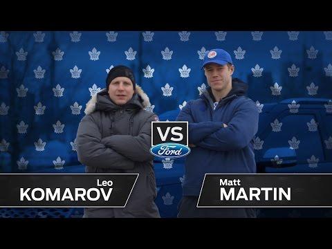 Komarov VS Martin in the Ultimate Driving Test - March 31, 2017