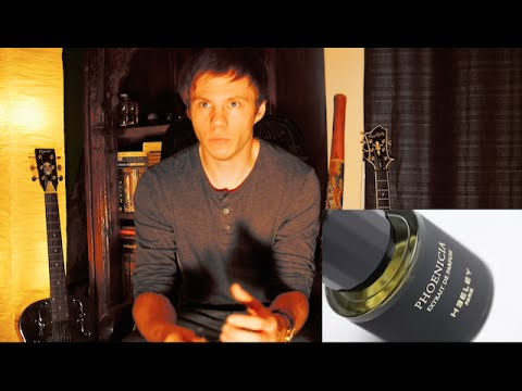 James Heeley - Phoenicia (Niche Fragrance Review)