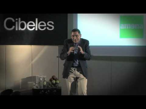 Evolution of technology in the last years: Alberto Calero at TEDxPlazaCibeles