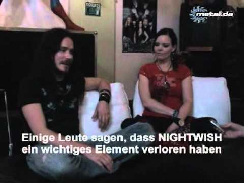 Nightwish im metal.de Interview