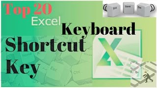 Top 20 Excel Shortcut in Hindi