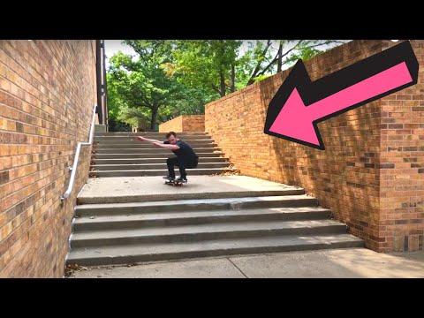 Brookhaven College - Dallas Skate Spots - Episode 36