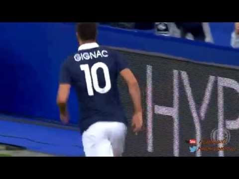 France VS Germany 2 0 Andre Pierre Gignac GOAL  Friendly Match 2015