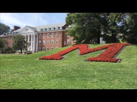 University of Maryland Campus Tour