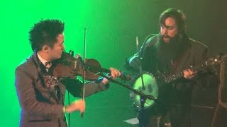 Kishi Bashi String Quartet - Atticus, In the Desert LIVE @ TNK Chicago 1/15/2015
