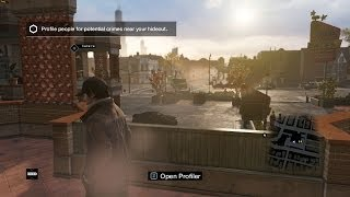 "Watch Dogs PC - First Mission with ""E3 2012"" Graphics Mod"