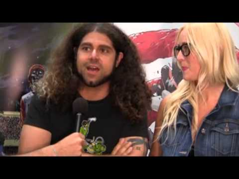 CLAUDIO SANCHEZ Talks AMORY WARS Feature Film Development