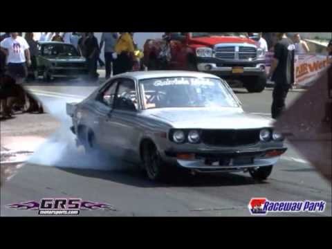 Santiago Racing vs Gabriela Nicole @ Rotor Fest (Atco) Promo