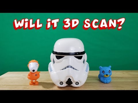 Will It Scan? 3D Scanner App For Samsung Note 10 Plus - Epi.1
