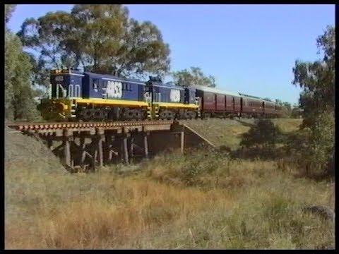 4850 & 4853 - Boree Creek Tour - June 1996
