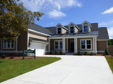 New May River Preserve Village Park Home in Bluffton SC