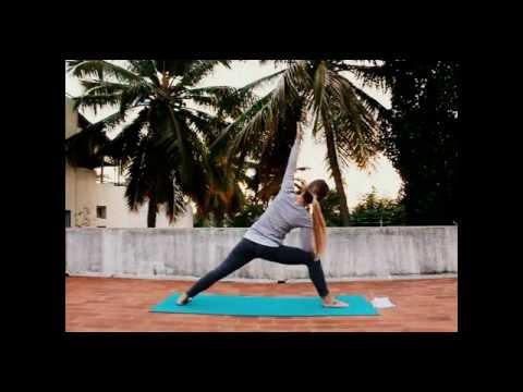 Sunrise Rooftop Yoga