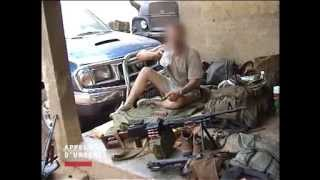 "Reportage ""mercenaires en Côte d"