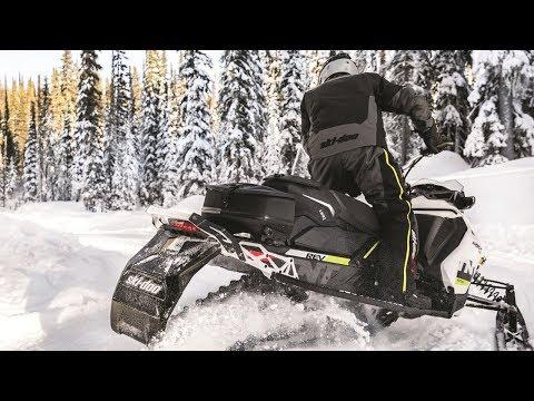 2019 Ski-Doo Trail Accessories