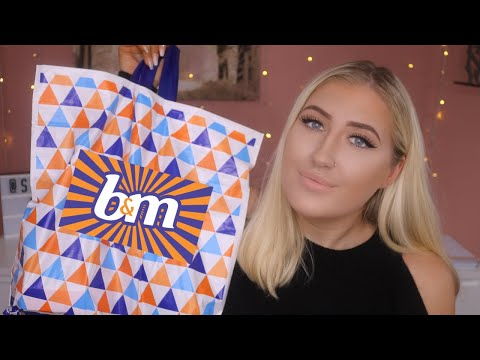 B&M HAUL SEPTEMBER 2019 | Sophie Faye