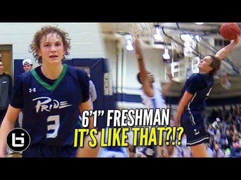 This Freshman Ain't No Joke: Carter Whitt + Jalen Benjamin = PROBLEMS!!