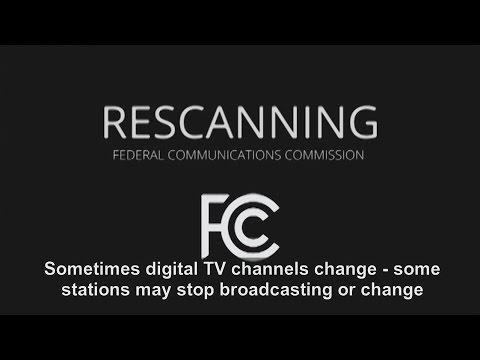 Remember to Rescan | Federal Communications Commission