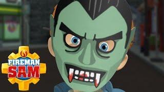 Fireman Sam Official: Norman's Halloween Heist | Happy Halloween