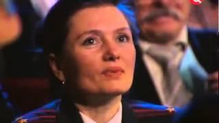 Миша Галустян Сергей Лунин   Прием на службу в полицию