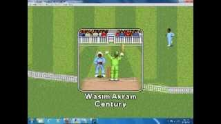 Brian Lara Cricket 96 (Genesis) Part 2/2