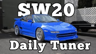 1992 Mk2 Toyota MR2 SW20 Gen 2 Turbo Swap Daily Tuner by Prime: Regular Car Reviews
