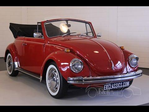 volkswagen beetle 1302 cabriolet 1971 very good and. Black Bedroom Furniture Sets. Home Design Ideas