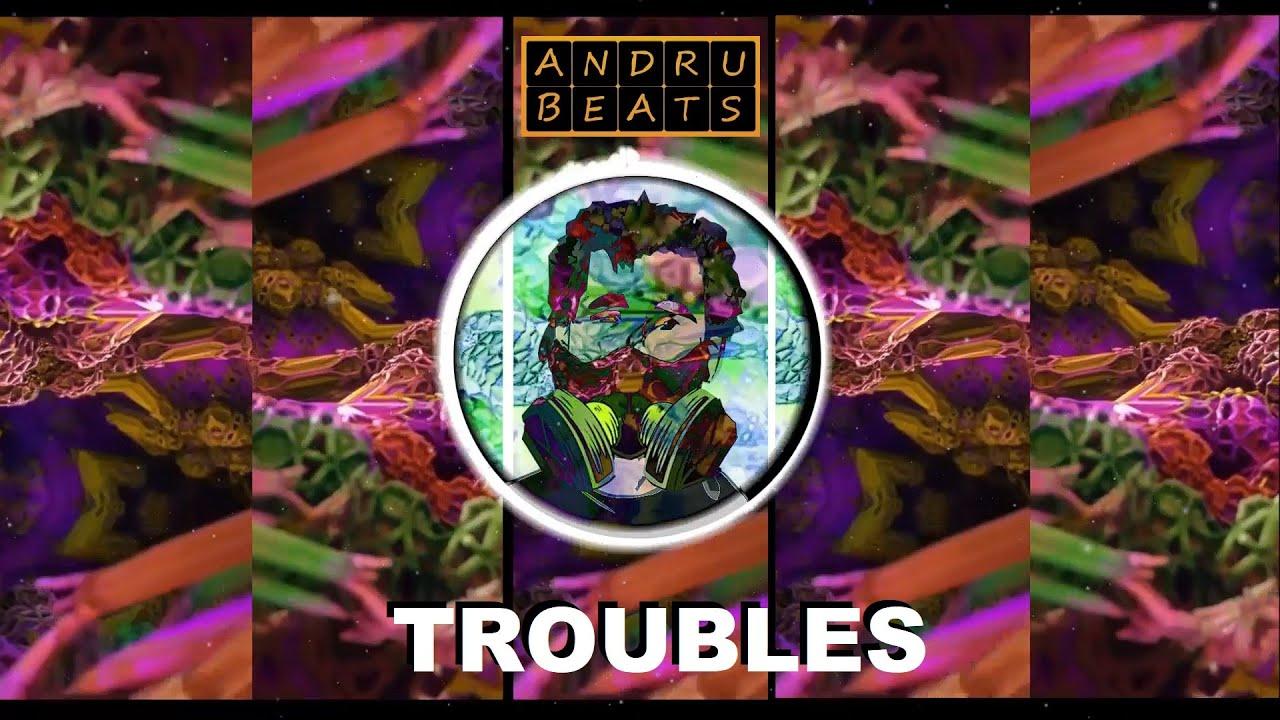 "Base de Rap ""Troubles"" Hip Hop Beat (Prod. Andru Beats)"