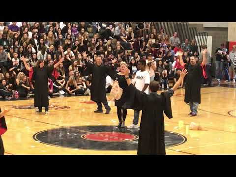 Teacher lip sync 2017 clackamas high school