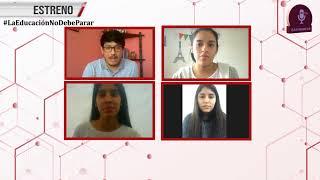 Tema: Sanmarquinas crean grupo de aula virtual gratuita para escolares.