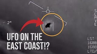 Mysterious PENTAGON Video Shows UFO on the East Coast!