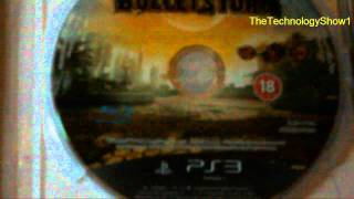 Bulletstorm Limited Edition Unboxing (PS3)