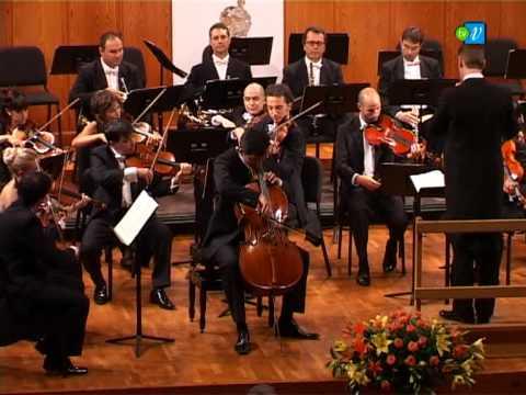 Orquestra Simfònica Camerata  XXI  & Wen-Sinn Yang 1