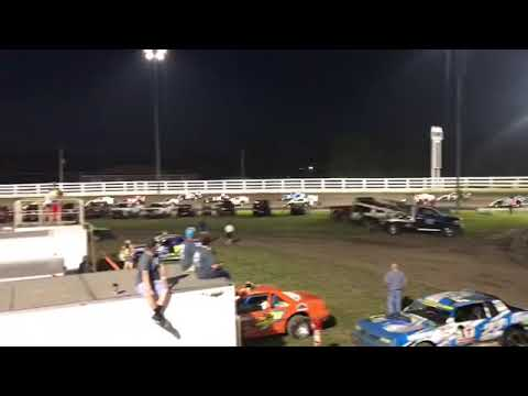 Southern Iowa Speedway 7/17/2018 - Feature