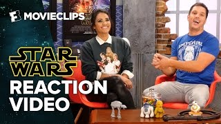 Star Wars: Episode VII - The Force Awakens with SPOILERS