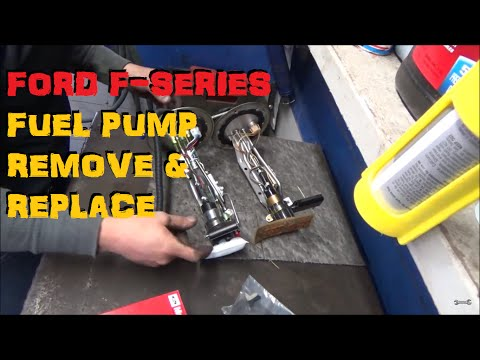 Ford F-150 No Start – Fuel Pump Replacement