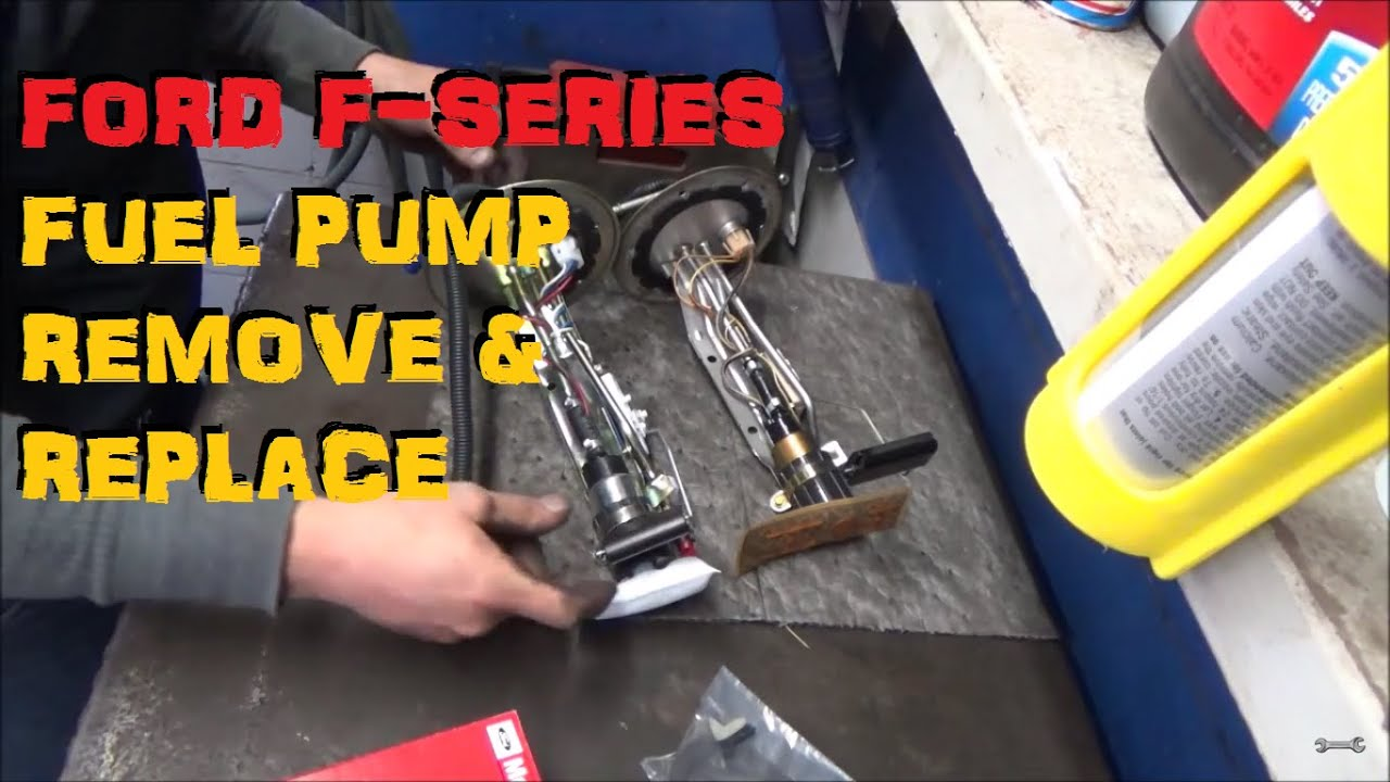 Maxresdefault on ford fuel pump replacement