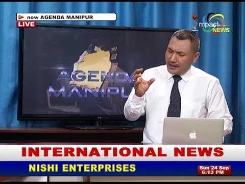 Alcoholism and Drug Abuse Among Women On Agenda Manipur 24 September 2017