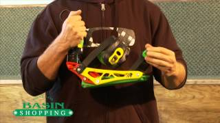 K2 Cinch CTS Snowboard Binding Review 2013