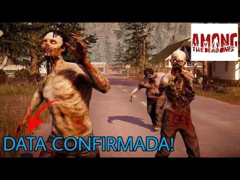 FINALMENTE!! AMONG THE DEAD ONES SERÁ LANÇADO - CONFIRA A DATA DE DOWNLOAD