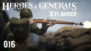Heroes and Generals [016] - ...but then she exploded! : Let
