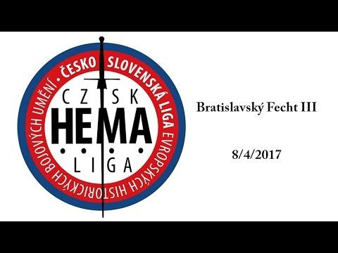 Bratislavský Fecht III - Dlhý meč ženy - Bronz
