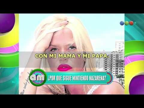 Nazarena Miente, Audio, Parte 1 - AM