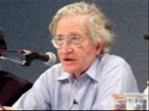 "Noam Chomsky on The ""Clash of Civilizations"""