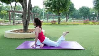 Bài tập Yoga giúp cân bằng nội tiết _ Nguyễn Hiếu Yoga